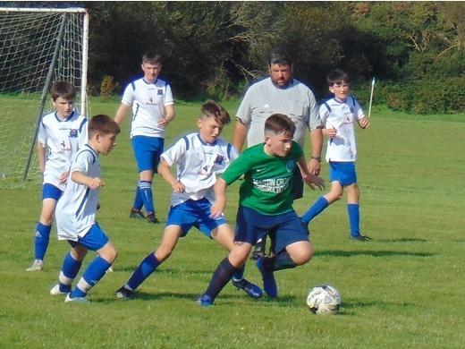 Bay Rovers v Leeds (CSL) - SFAI U14 Nat Cup - 2019 Season (T Cronin)