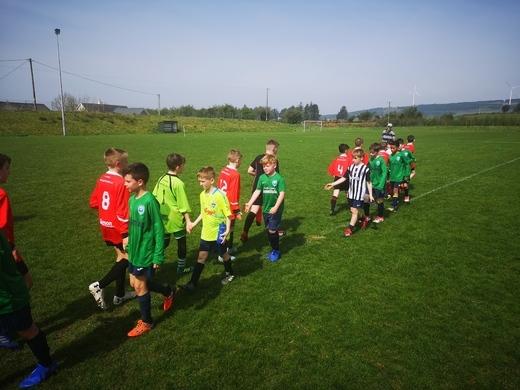 Drinagh Rangers v Bay Rovers Rebels U12 Div1A - 2019 Season