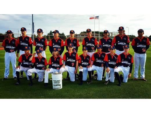 Juniors Baseball Rotterdam halen een mooie 4e plaats in Kutno.