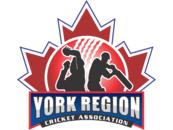York Region Cricket Association - Logo