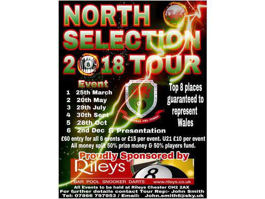 North Selection Tour