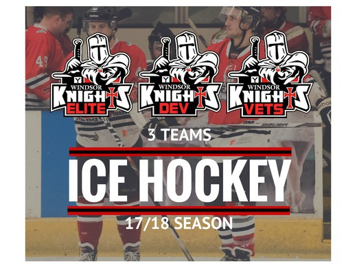Ice Hockey - 2017/18 Moving Forward