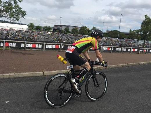 Ironman Bolton Race Report