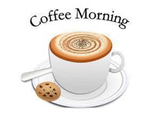 Saturday morning coffee shop