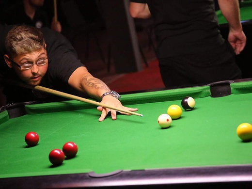 Hardwick Makes Last 64 In World Masters