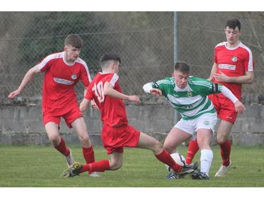 Claremorris v Castlebar Celtic- 24/03/2019