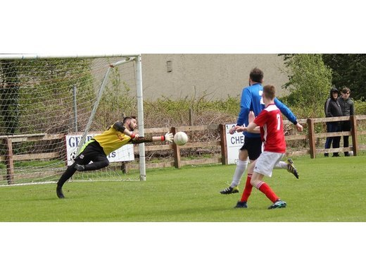 Ballina Town B v Bangor Hibs - 28/04/19
