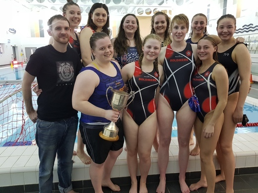 Boldmere Win the 18/19 Women's Midland league
