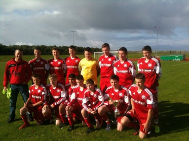 East Utd beat Dounby in Cup