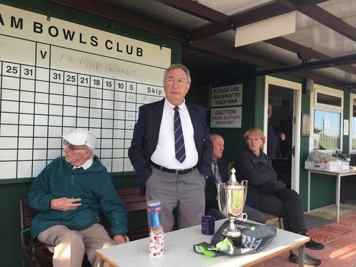 Donny Pearce Final 2017. Burlingham v Potter Heigham