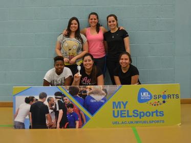 Womens Futsal Tournament 2 Winners
