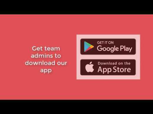 Live-score bijhouden met de Team Admin App?