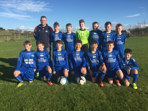Riverside Athletic U13 - 2016-17 Season