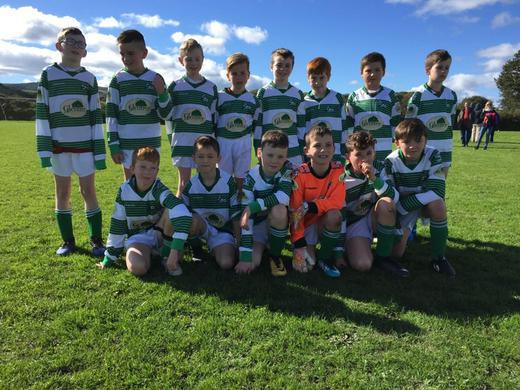 Dunmanway Town U12 B - 2018 Season