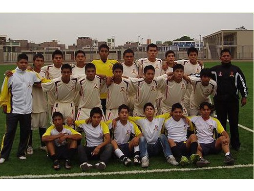 U. de América 3° puesto 2011.