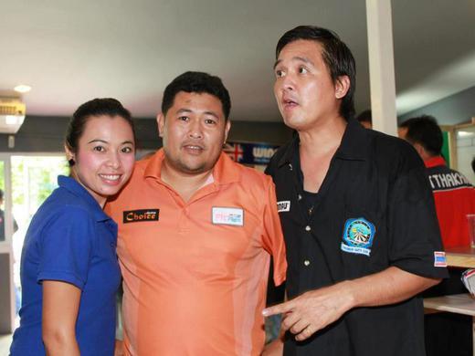 Chonburi Darts Open 2012