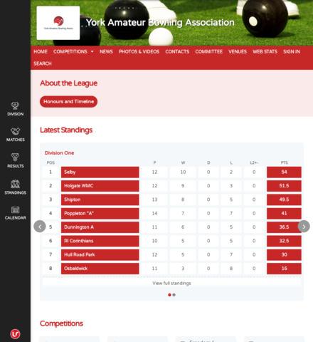 York Amateur Bowling Association
