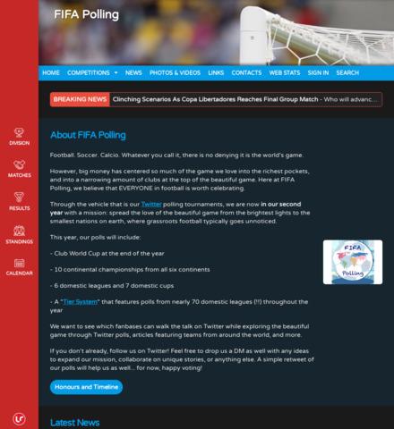 FIFA Polling
