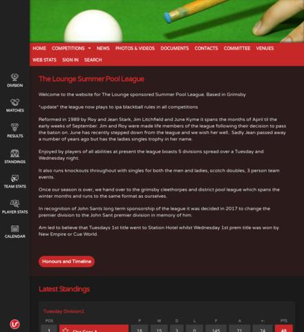JDP Lounge Summer Pool League - imagem