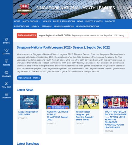 JSSL National 4v4 Leagues - screenshot