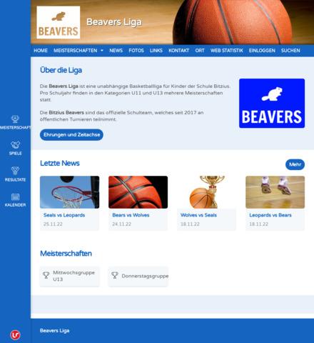 Beavers Liga