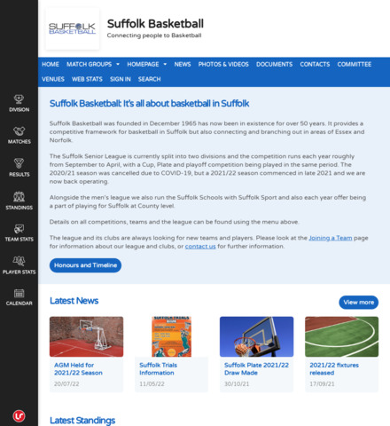 It's all about Basketball in Suffolk