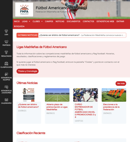 Fútbol Americano en Madrid - screenshot