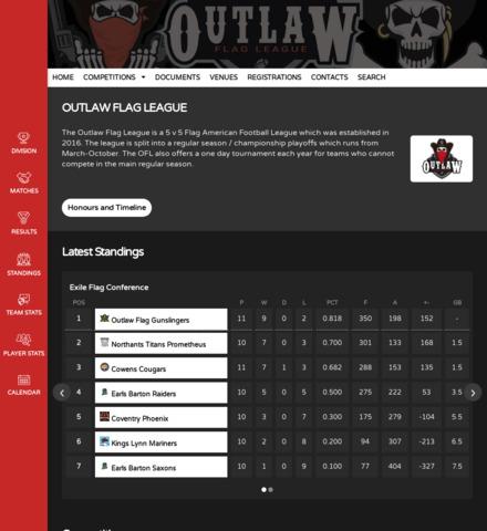 Outlaw Flag League