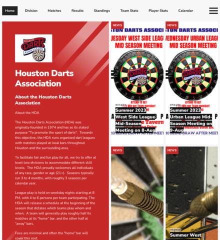 Houston Darts Association