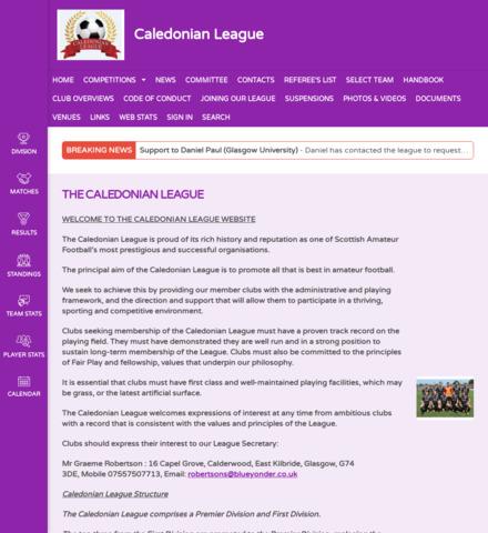 Caledonian League