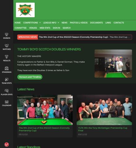 Belfast Interpool League