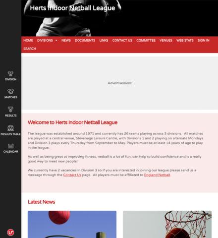 Herts Indoor Netball League