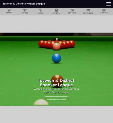 Ipswich & District Snooker League