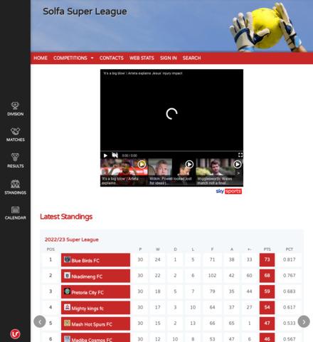 Solfa Super League - screenshot