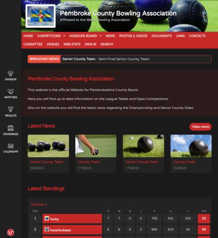 Pembroke County Bowling Association