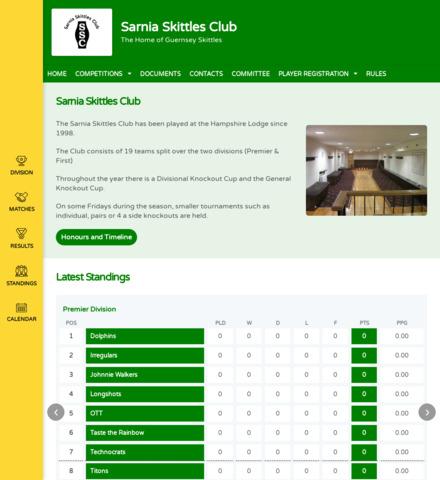 Sarnia Skittles Club