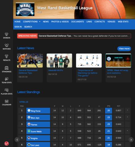 West Rand Basketball League