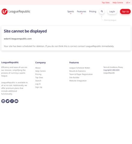 Worcester Dart League
