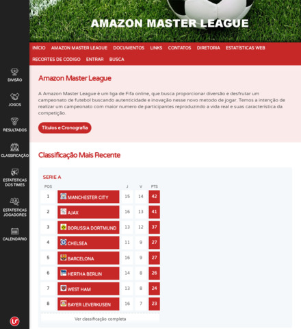 Amazon Master League