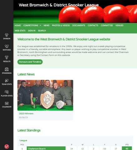 West Bromwich & District Snooker League