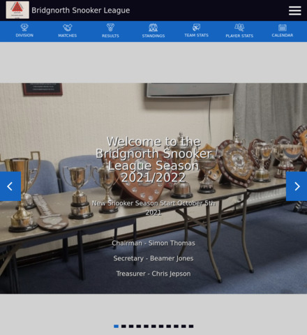 Bridgnorth Snooker League