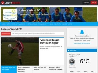 Leisure World FC - screenshot