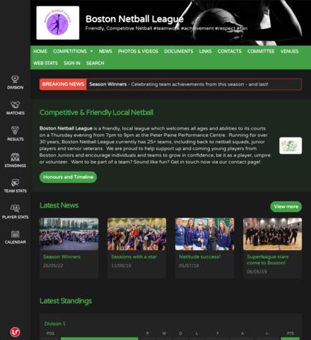 Boston Netball League