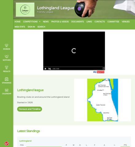 Lothingland League
