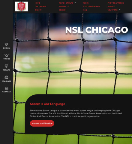 NSL CHICAGO - screenshot