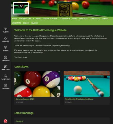 Retford Pool League