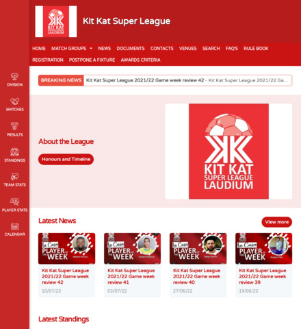 Kit Kat Super League