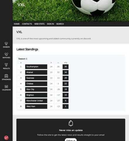 VXL - screenshot