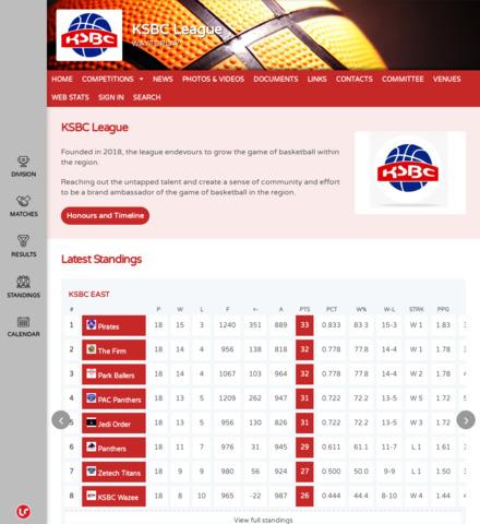 KSBC League