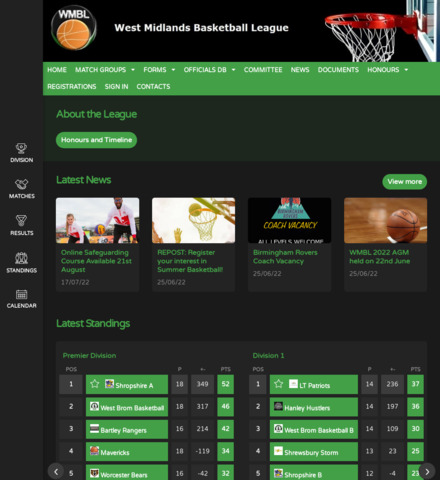 West Midlands Basketball League